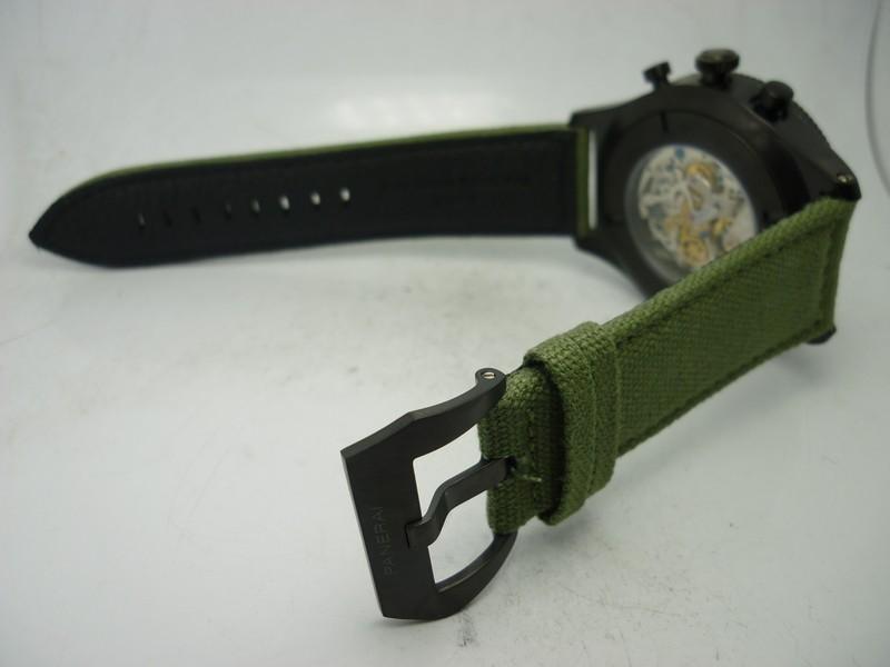 Green Nylon Strap