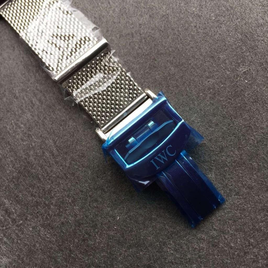 IWC Mesh Bracelet