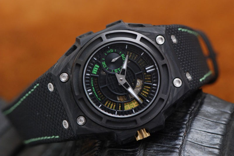 Linde Werdelin Spidolite Tech Green Replica