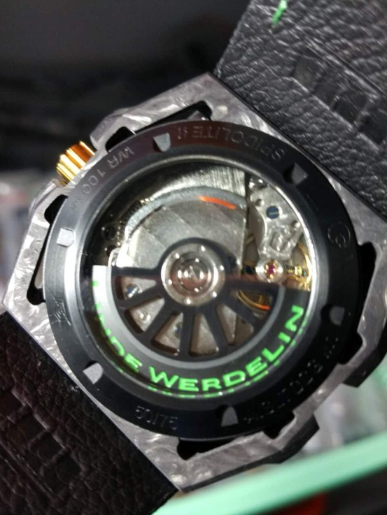 Linde Werdelin Spidolite Tech II Movement