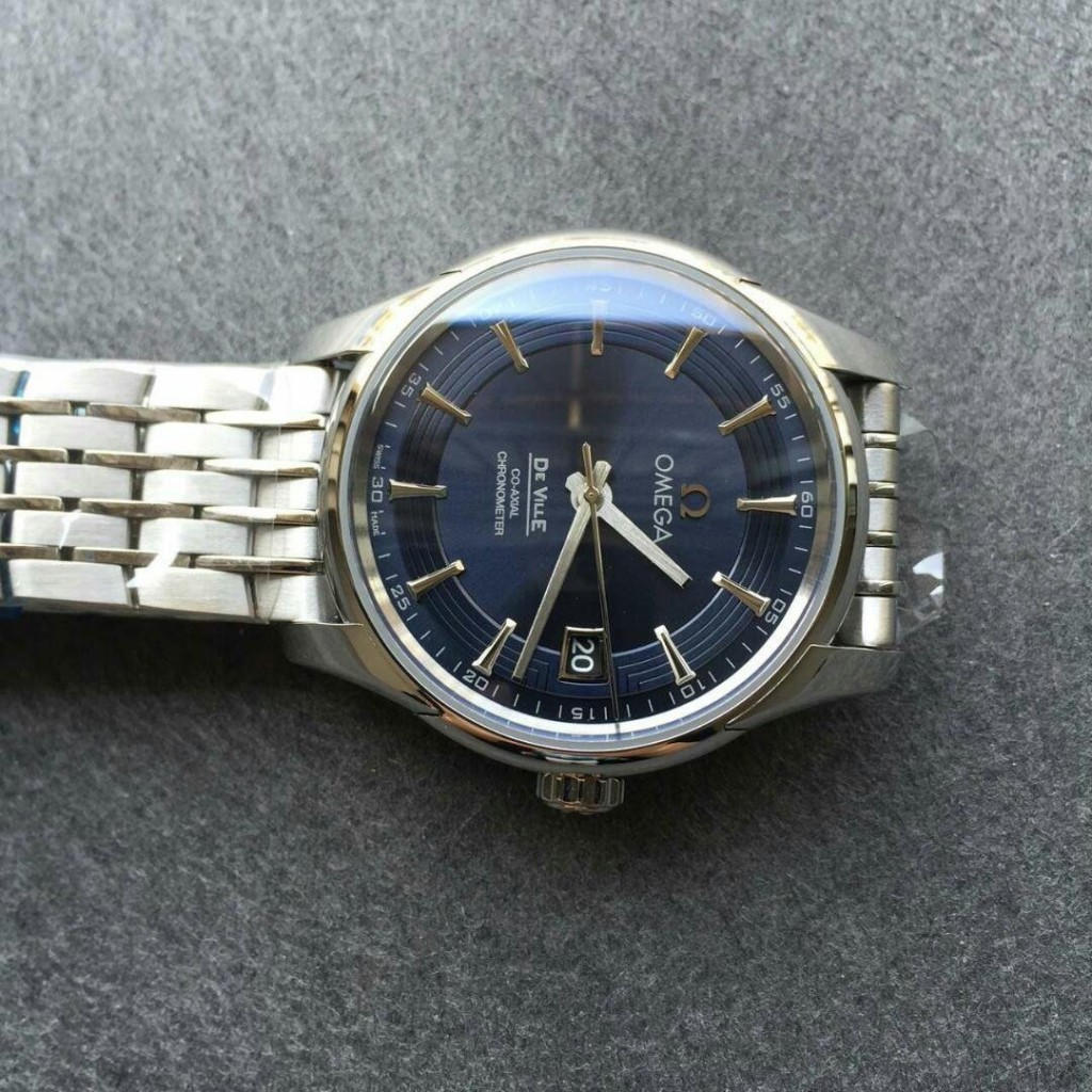 Omega De Ville Hour Vision Watches Replica