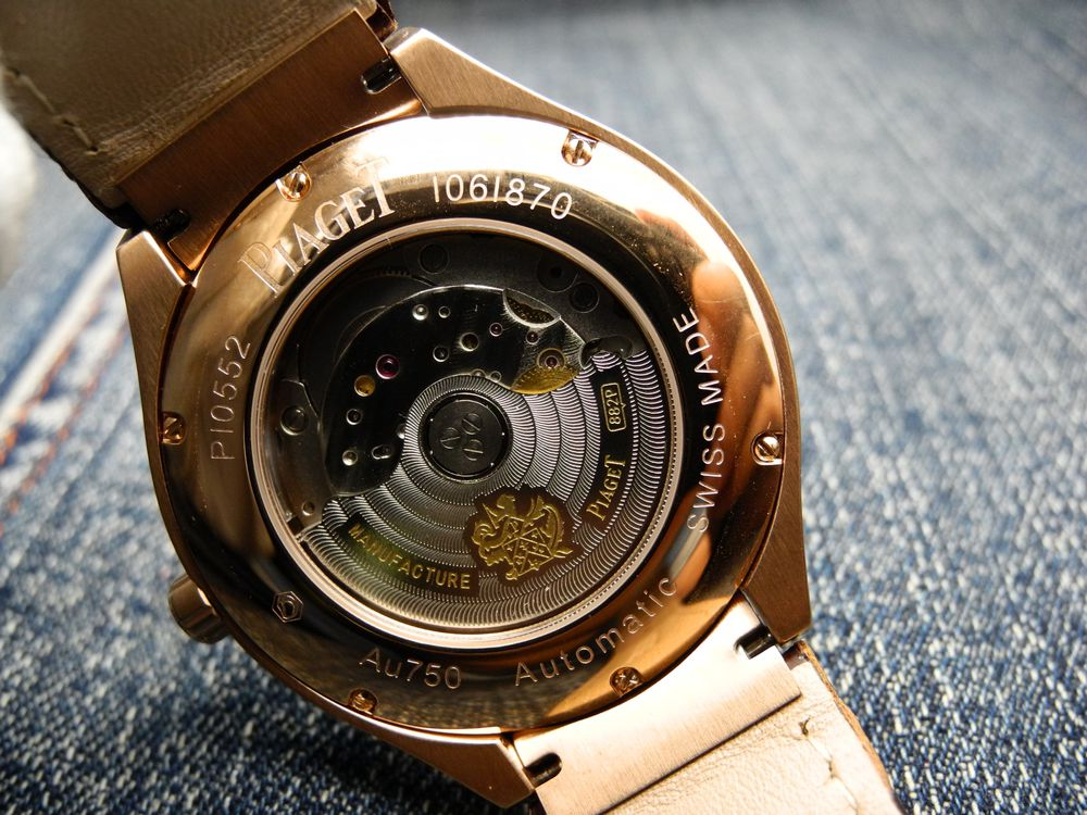 Replica Piaget 9015 Movement