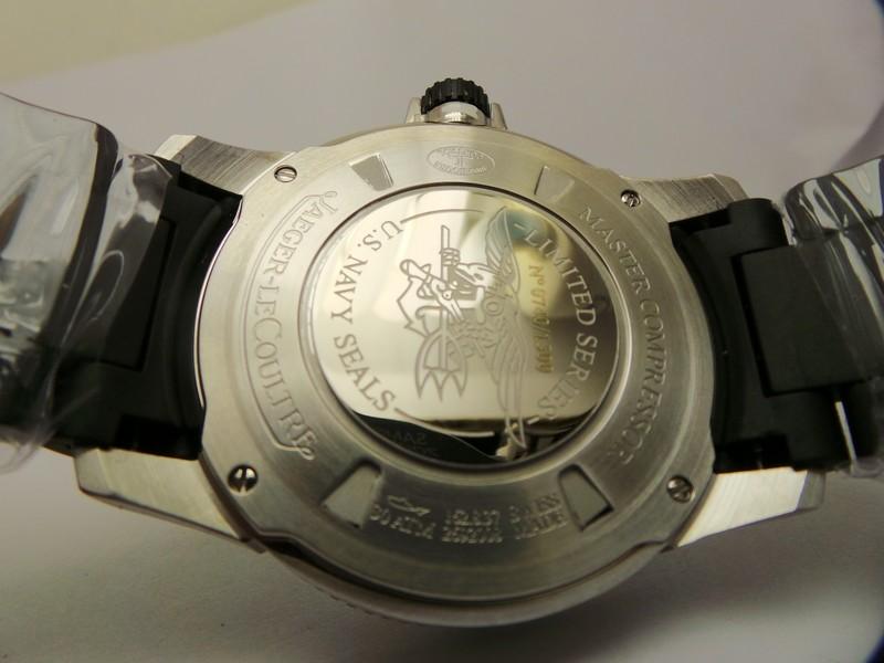 Jaeger Lecoultre Master Compressor Diving Q2018770 Caseback