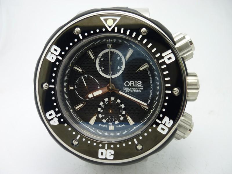 Oris ProDiver Chronograph Replica
