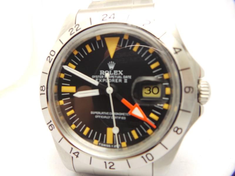 Rolex Explorer II 1655 Replica