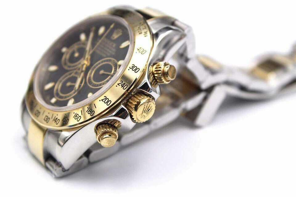 Golden Daytona Crowns