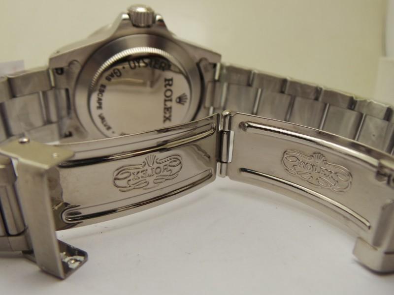Rolex Clasp Engraving