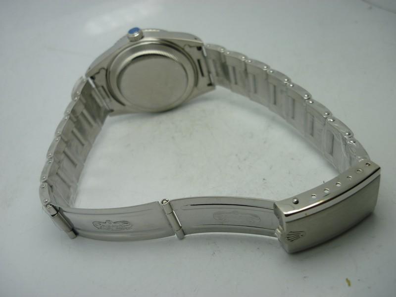 Rolex Milgauss Steel Clasp
