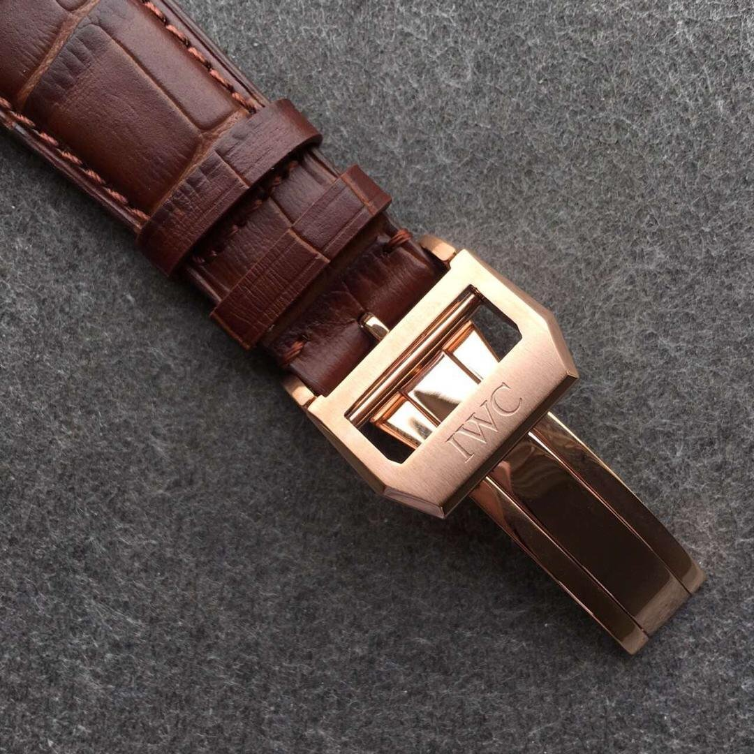 Rose Gold IWC Buckle