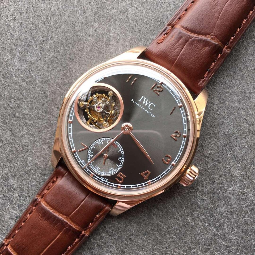Tourbillon Window at 9