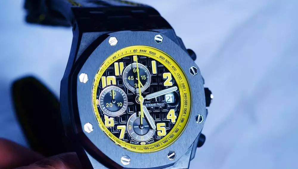 Audemars Piguet BumbleBee Close View