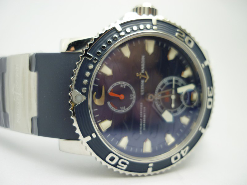 Blue Diver Bezel