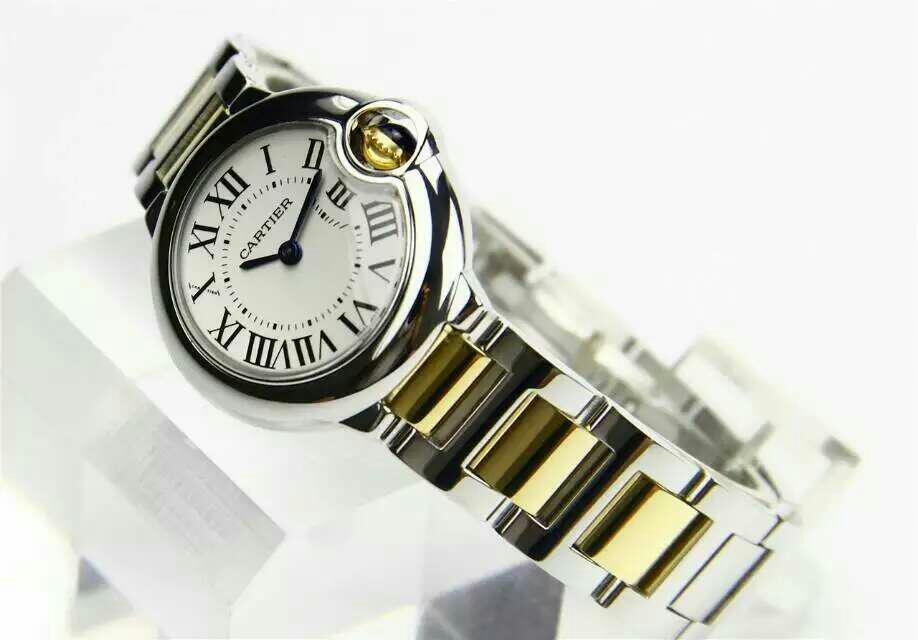 Cartier Ballon Bleu Crown