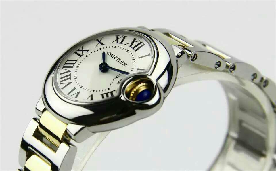 Cartier Black Rome Markers