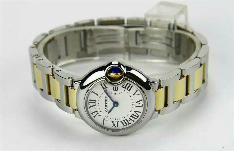 Cartier Blue Sapphire Crown