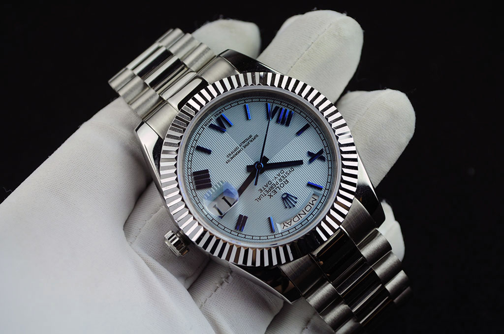 Day-Date Fluted Bezel