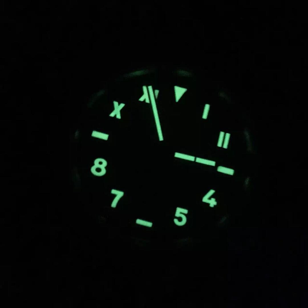 Green Lume Dial of PAM 448