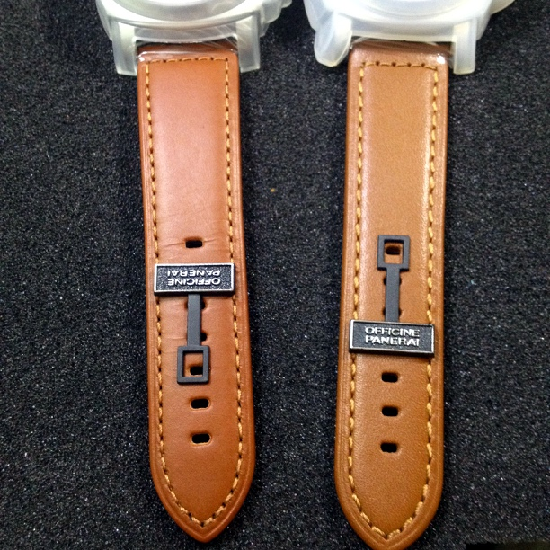 Leather Strap Color