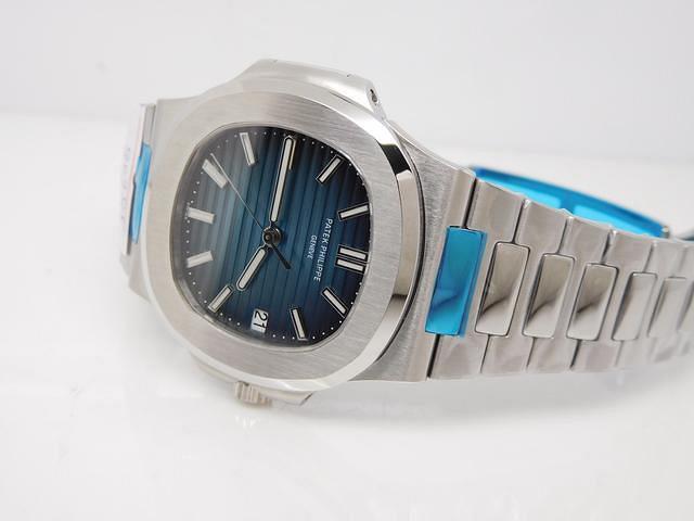 Patek Philippe Nautilus Jumbo Steel Bracelet
