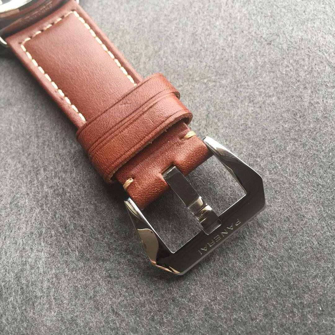Polished Vintage Pre-V Panerai Buckle