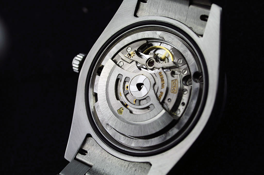 Rolex 3255 Movement Engraving