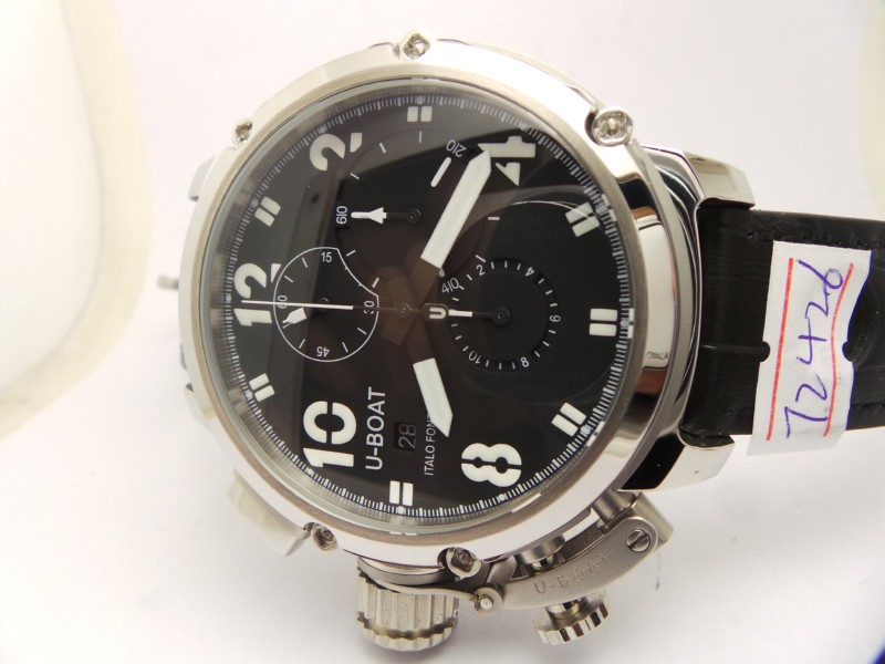 U-Boat Stainless Steel Case