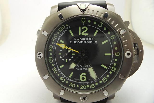 Panerai Depth Gauge Tuna Can Replica
