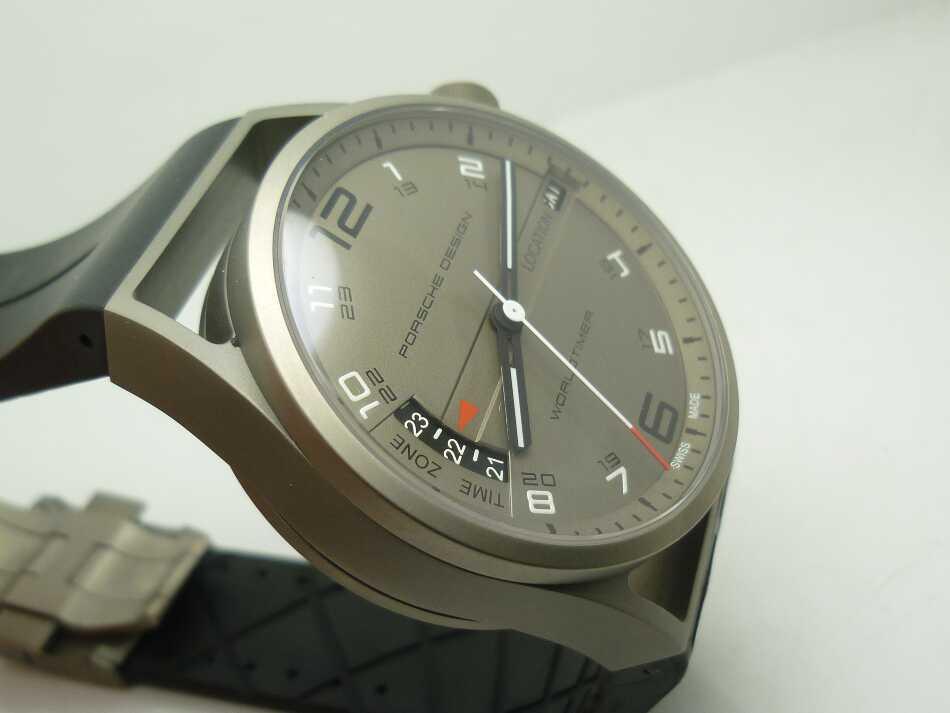 Porsche Design WorldTimer Titanium