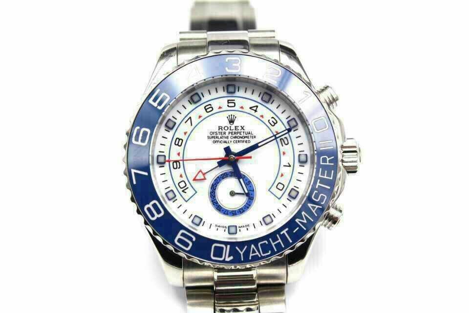 Rolex Yacht Master II Blue Replica