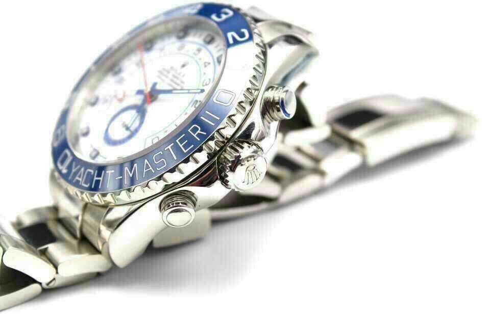 Rolex Yacht Master II Crown