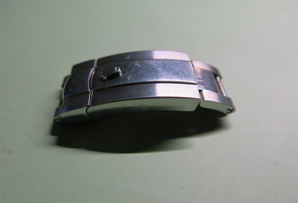Steel Rolex Buckle