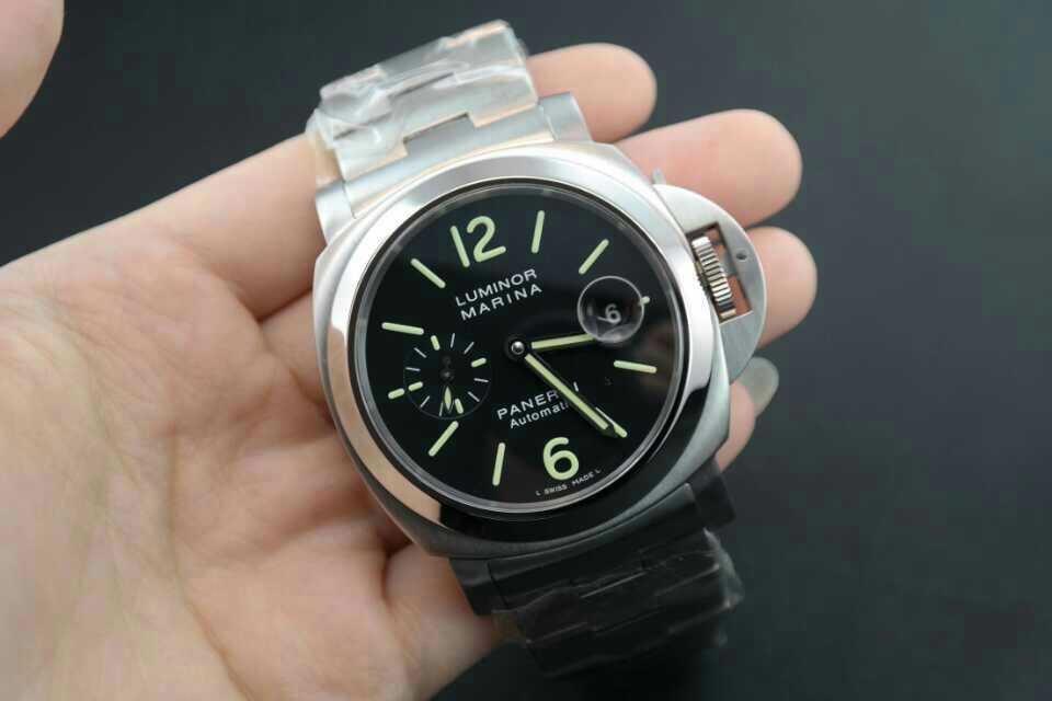 PAM 299 Black Dial