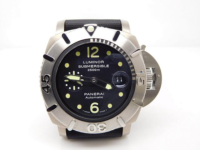Panerai Luminor Submersible 2500m Replica