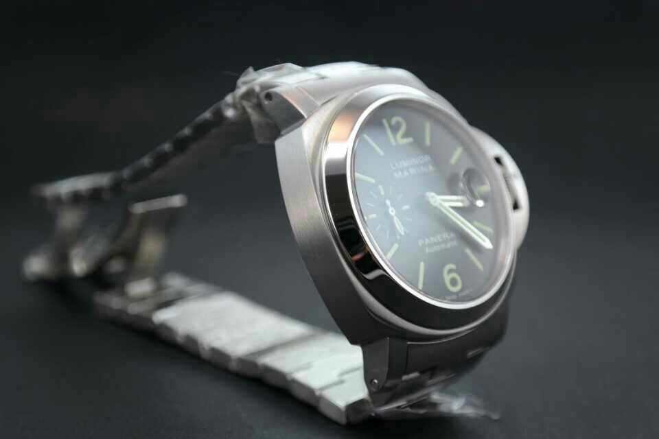 Panerai PAM 299 Case Polish
