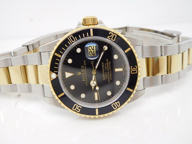 Rolex Submariner 16613 Replica