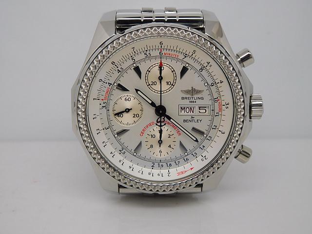 Breitling Bentley Steel Watch Replica