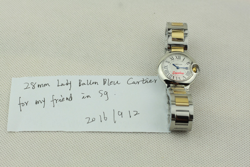 Cartier BB 28mm Singapore 1