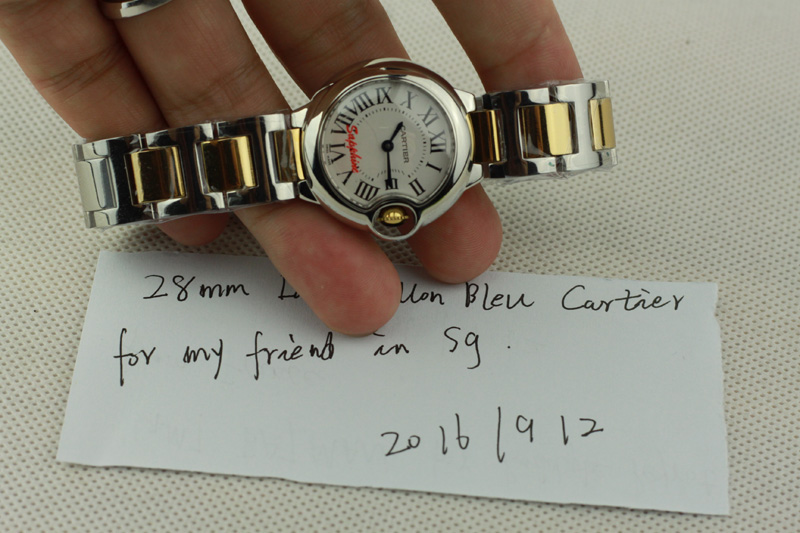 Cartier BB 28mm Singapore