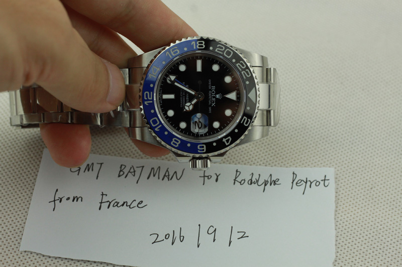 GMT Batman for Rodolphe