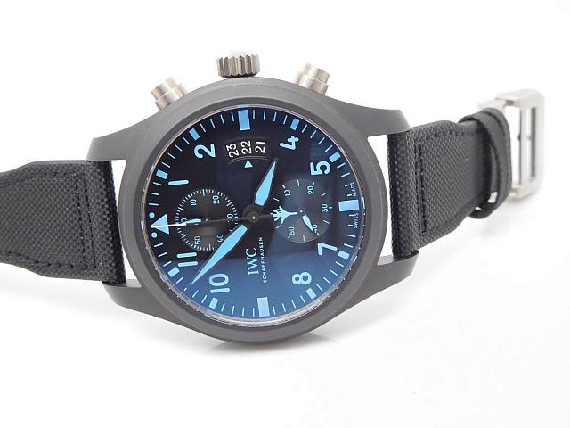 IWC Top Gun Ceramic Watch Replica