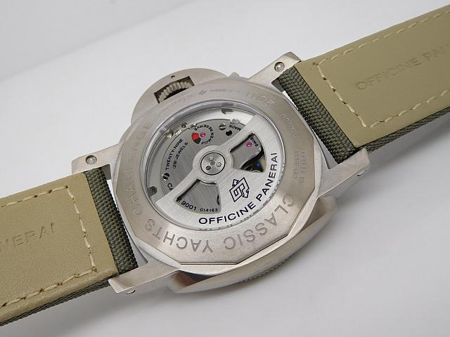 PAM 371 Case Back