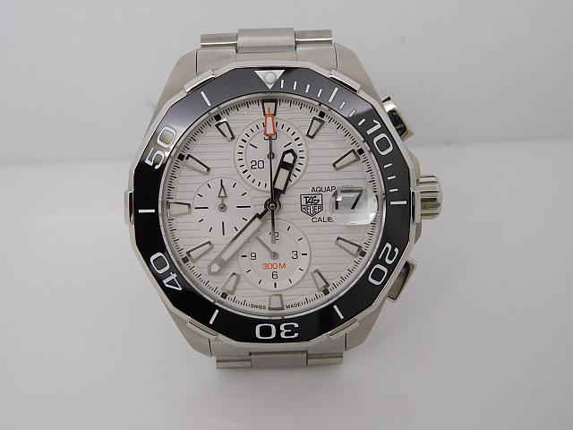 Replica Tag Heuer AquaRacer 2016 Calibre 16 White