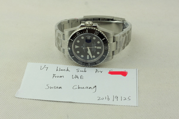 V7 Rolex Submariner 116610 LN Customer Order2