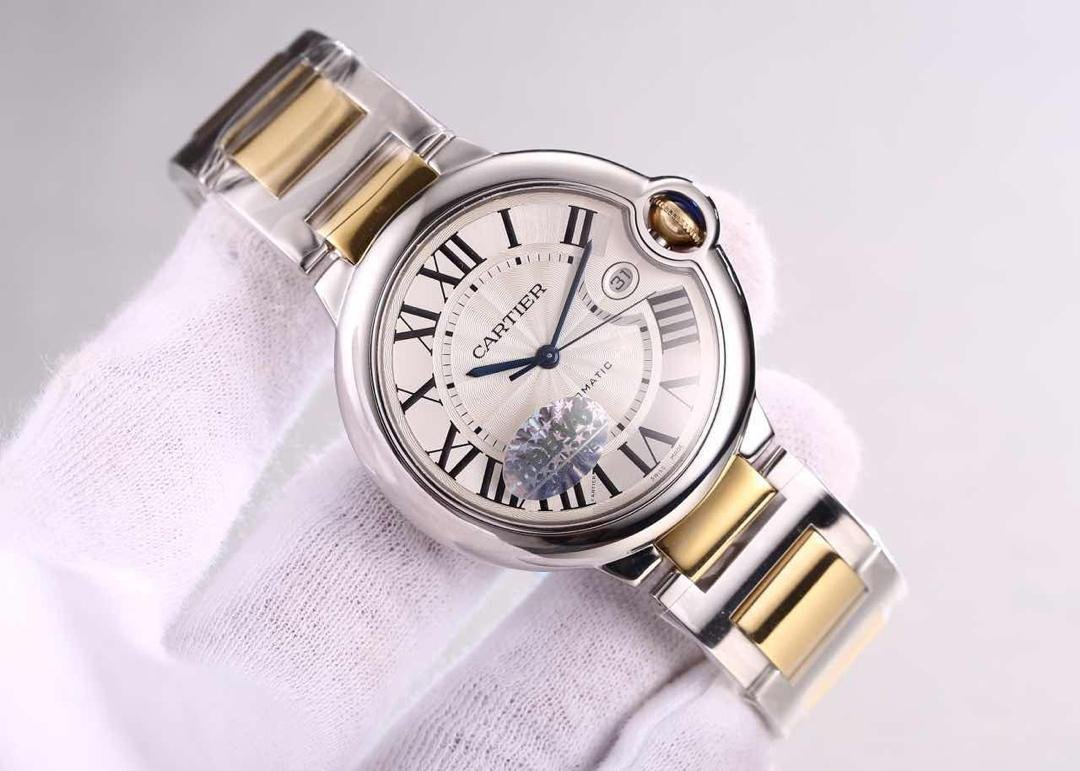 Cartier Ballon Bleu W69009Z3 Replica