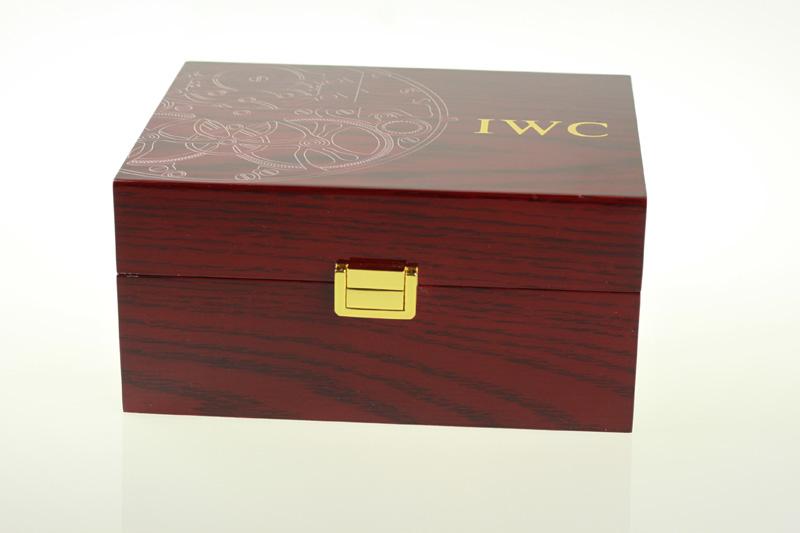 IWC Box Buckle