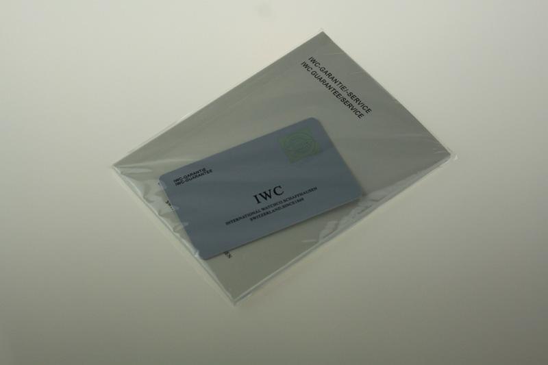 IWC Card