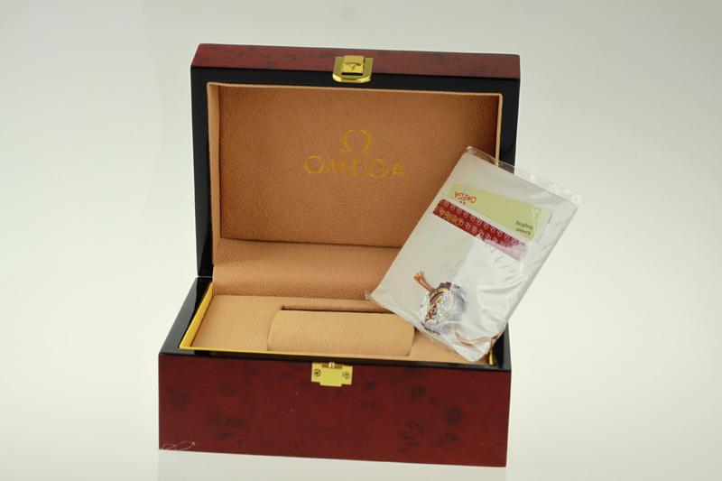 Omega Box Opening