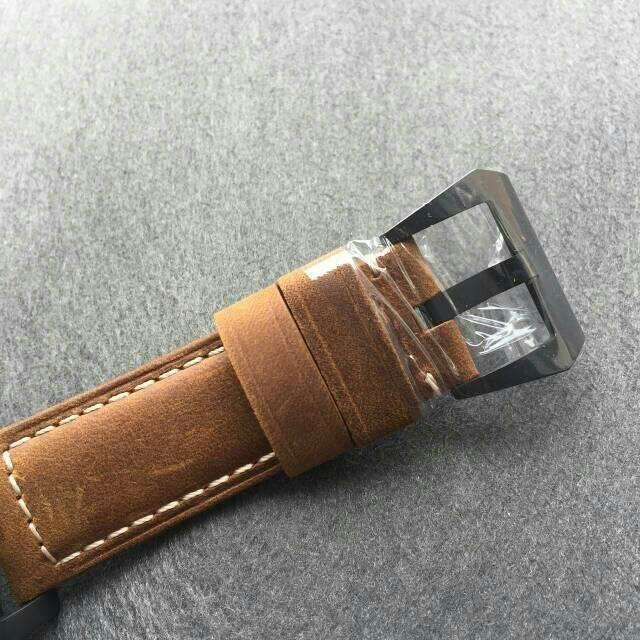 Replica Panerai PAM 441 Ceramica Asso Leather Band