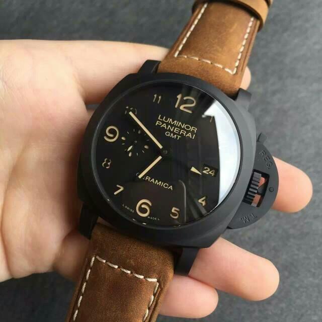 Replica Panerai PAM 441 Ceramica Watch
