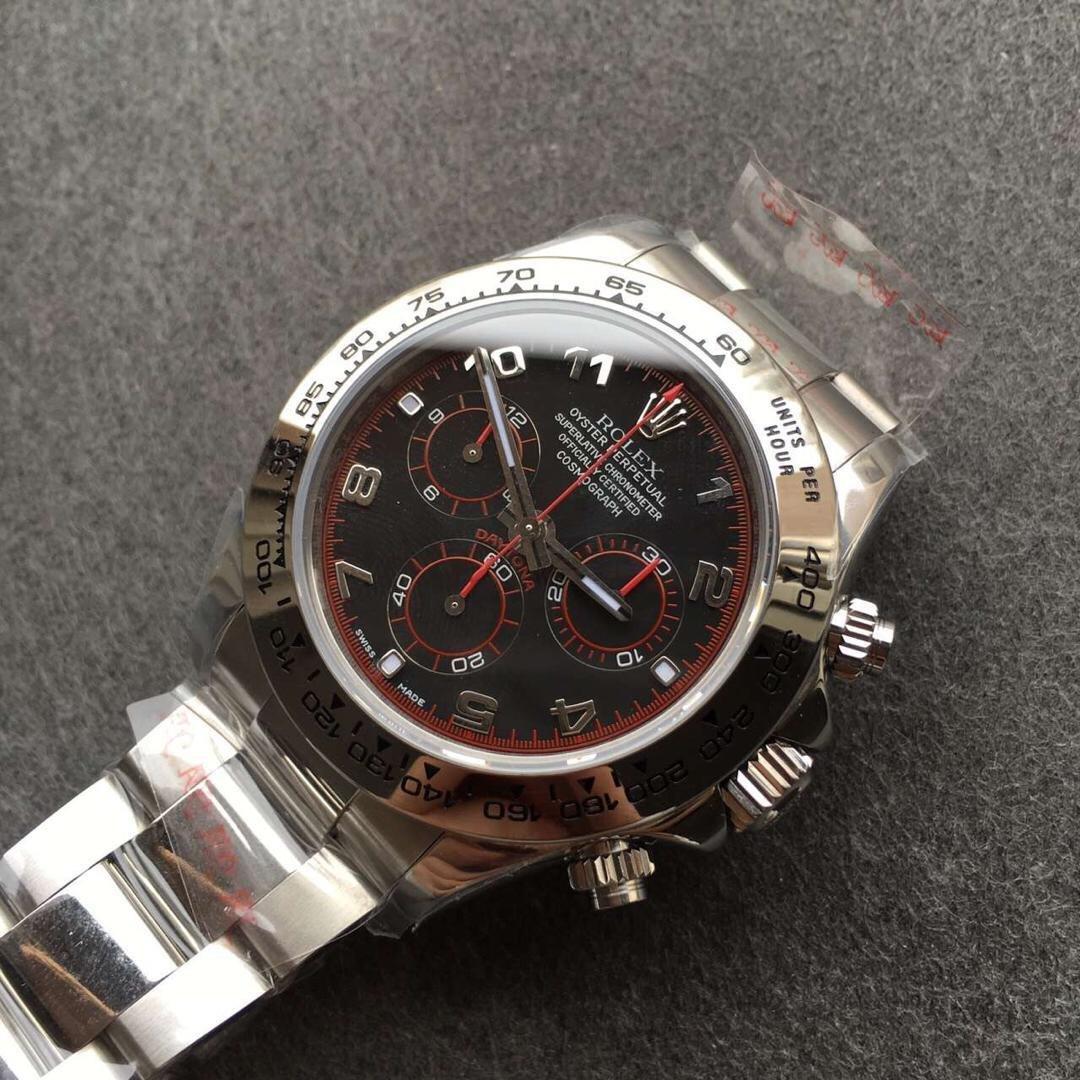 Replica Rolex 116509-78599 Black Dial